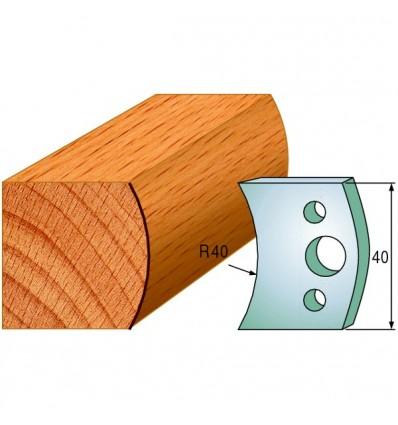 690008 - 2 cuchillas +2 contracuchillas